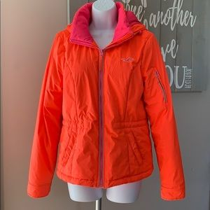 Hollister Hooded Coat